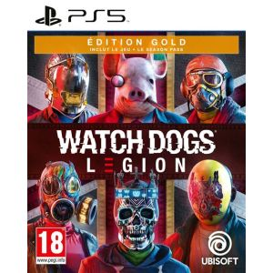 Watch Dogs Legion Édition Gold (PS5) [PS5]