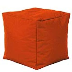 Jumbo Bag Pouf de jardin Cube waterproof