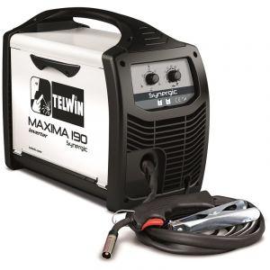 Telwin Poste de soudage inverter Maxima 190 Synergic 230V