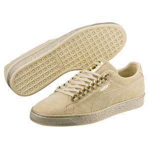 Puma Suede Classic x Chain chaussures beige 40 EU