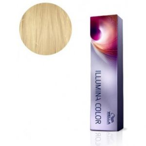 wella illumina color 10 blond platine coloration permanente comparer avec. Black Bedroom Furniture Sets. Home Design Ideas