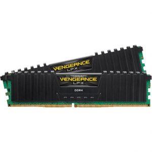 Corsair Vengeance LPX Series Low Profile 32 Go (2x 16 Go) DDR4 3200 MHz CL16 - CMK32GX4M2L3200C16