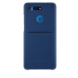 Honor Coque cuir (bleu) - View 20