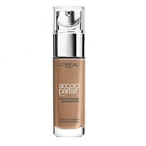 L'Oréal Accord Parfait 8.N. Cappuccino Neutre - Fond de teint fondant unifiant perfecteur