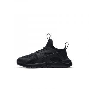 Nike Chaussure Huarache Ultra pour Jeune enfant - Noir - Taille 27.5
