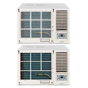 Klarstein Frostik - Climatiseur de fenêtre 2,7 kW avec télécommande