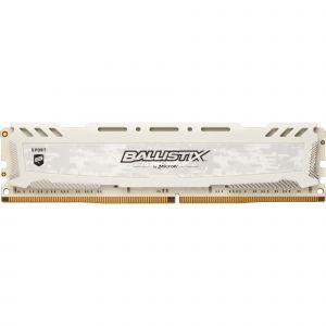 Crucial BLS8G4D26BFSC - Ballistix Sport LT White DDR4 8 Go 2666 MHz CAS 16