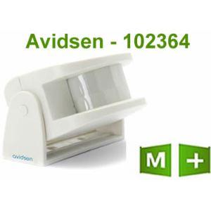 Image de Avidsen 102364 Klate - Détecteur de mouvement sans fil