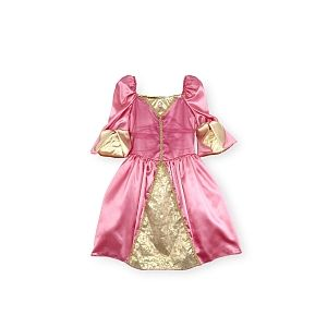 Dream Dazzlers Robe de princesse rose et or