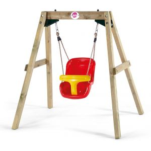 Plum Baby Swing - Portique bébé bois