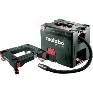 Metabo Set AS 18 L PC Aspirateur sans fil, 18V Li-Ion, carton, + planche à roulettes - 691060000