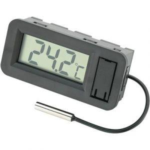 Basetech Thermométre digital, plage de mesure -50 à +70 ° C, Dimensions 56,5 x 25,5 mm BT-80