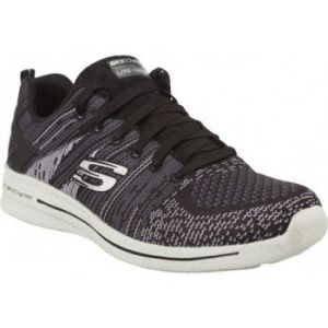 Skechers Chaussures BURST WALK BKGY 12651 BKGY Multicolor - Taille 36,37,38,40,41
