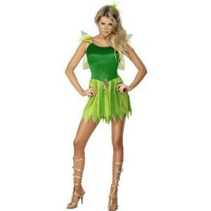 Costume de Fée Clochette femme (taille S ou M)