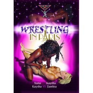 DVD - réservé Wrestling in Paris