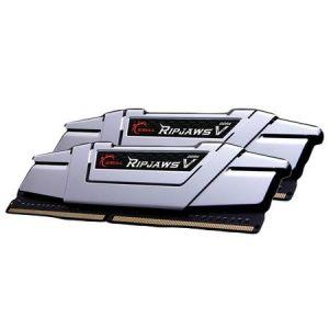 G.Skill F4-2800C15D-16GVSB - Barrette mémoire RipJaws V 16 Go (2x 8 Go) DDR4 2800 MHz CL15