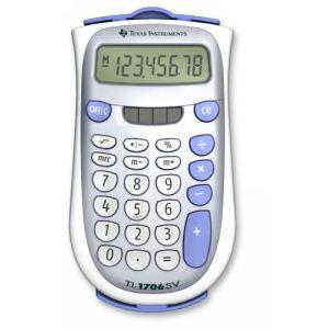 Texas instruments TI-1706SV - Calculatrice de poche