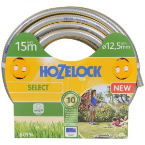 Hozelock Tuyau d'arrosage de 15 m Select 6015P0000