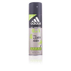 Adidas Cool & Dry 6 en 1 deo vaporisateur 48H 200 ml