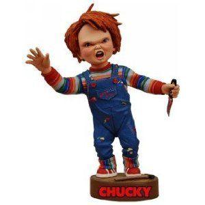 Neca Figurine - Chucky - en résine 18 cm