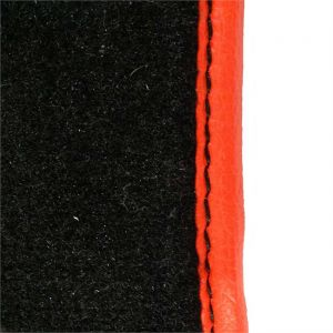 Couture Option ganse rouge pour tapis 60201
