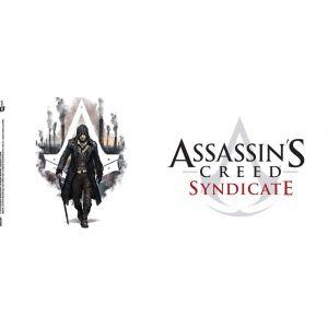 GB eye Mug Assassin's Creed Syndicate Jacob Silhouette