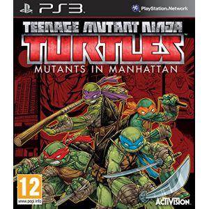 Teenage Mutant Ninja Turtles (TMNT): Mutants in Manhattan /PS3 [PS3]