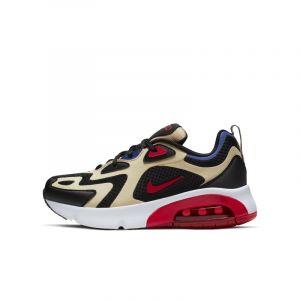 Nike Chaussure Air Max 200 pour Enfant plus âgé - Or - Taille 35.5 - Unisex