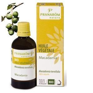 Pranarôm Macadamia - Huile végétale bio