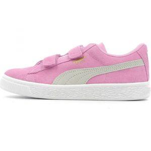 Puma Chaussures enfant PS Suede Classic Jr rose - Taille 32