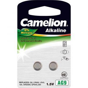 Camelion Pile bouton LR 45 alcaline(s) 60 mAh 1.5 V 2 pc(s)