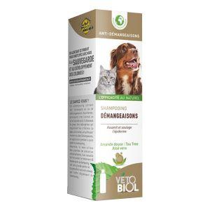 Vetobiol Shampooing démangeaisons 200 ml