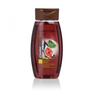 Casino Shampooing doux à l'huile de noix de macadamia et à l'extrait de henné - Cheveux bruns