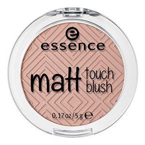 Essence Matt Touch Blush 30 Rose me up!