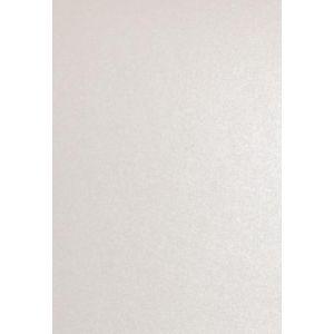 Pollen Correspondance, Faire-part - Etui de 50 feuilles A4 Blanc Irisé 120g