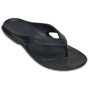 Crocs Classic Flip, Tongs Mixte Adulte, Bleu (Navy) 36/37 EU