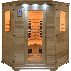 Happy Garden Sauna Infrarouge Helsinki 4-5 Places