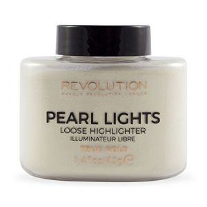 Revolution Beauty London Pearl Lights Loose Highlighter True Gold - Gold