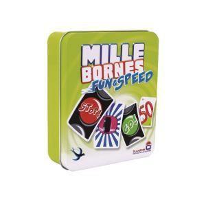 Dujardin Mille Bornes Fun & Speed boîte métal