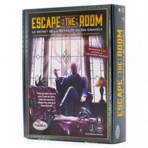 Thinkfun Escape The Room : Le secret de la retraite du Dr Gravety