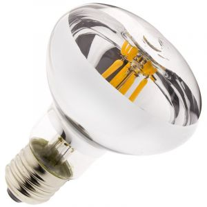 Ledkia France Ampoule LED E27 Dimmable Filament R80 6W