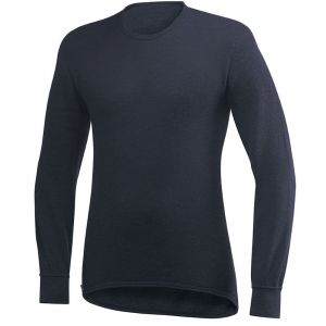 Woolpower 200 Sous-vêtement bleu XS Maillots de corps