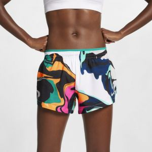Nike Short de running imprimé pour Femme - Blanc - Taille XL - Female