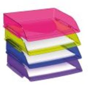 CEP Office Solutions Corbeille à courrier à l'italienne Pro Happy (35 x 7 x 26 cm)