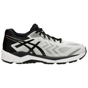 Asics Chaussures running Gel Fortitude 8 Wide - Glacier Grey / Black - Taille EU 43 1/2