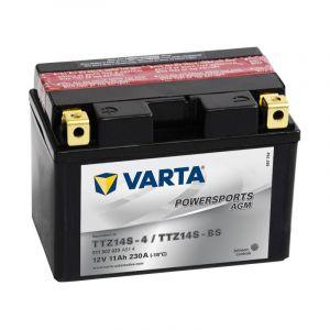 Varta Batterie Moto Powersports AGM TTZ14S/TTZ14-BS