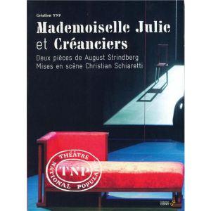 Mademoiselle Julie + Créanciers