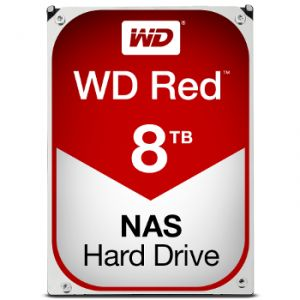 "Western Digital WD80EFZX - Disque dur interne 3,5"" 8 To SATA III 5400rpm"