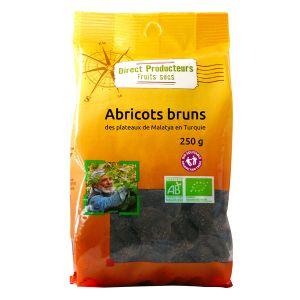 Direct producteurs fruit secs Abricots bruns des plateaux de Malatya Bio - 250 g