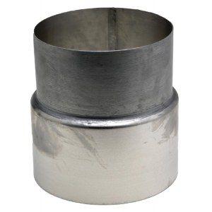 Ten réduction pour tubage flexible aluminium réf. 013125